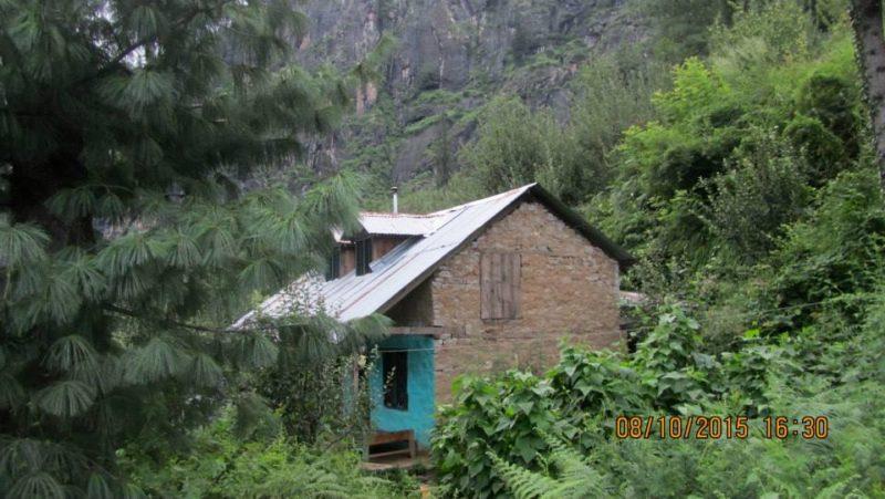 My House in Vashisht, Himachal Pradesh, India