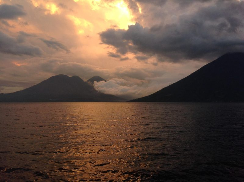 Los Volcáns, Atitlan, Guatemala