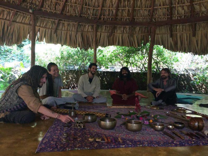 Musica Medicina Sound Journey, Lake Atitlan, Guatemala