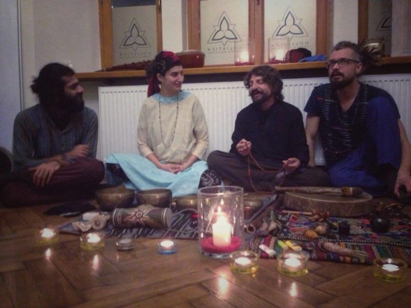 Sound Healing Ceremony with Musica Medicina, Kraków, Poland