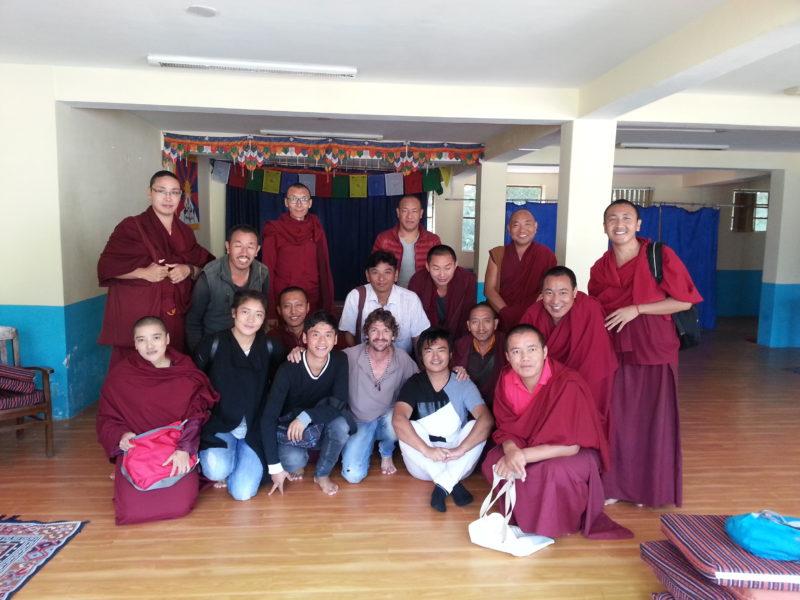 Teaching English, Dharamshala, India