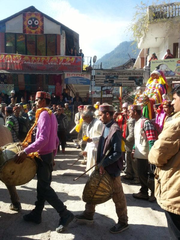 Vashisht, Himachal Pradesh, India