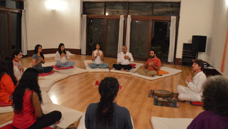 Heart Meditation, Zorba the Buddha, New Delhi