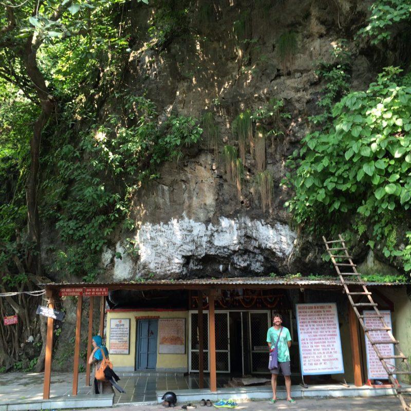 Vashishta Gufa (cave), Rishikesh, India