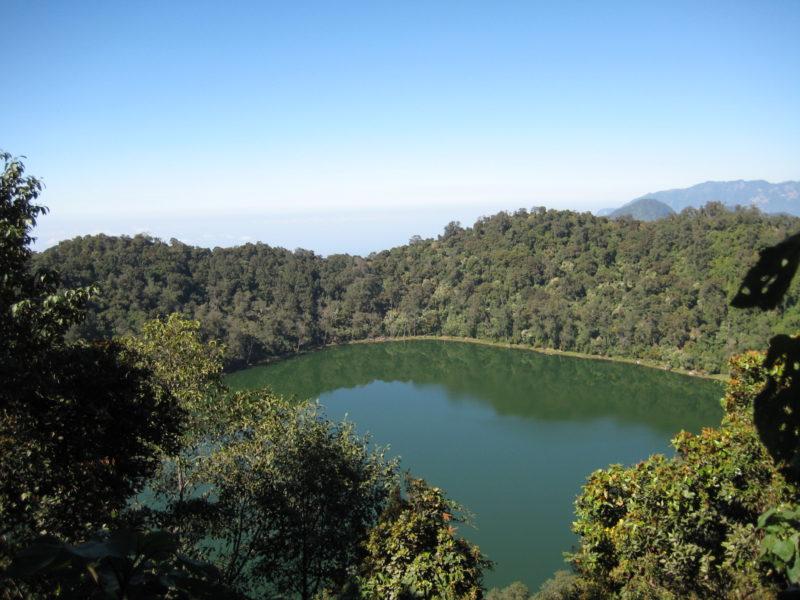 Laguna de Chicabal, Guatemala
