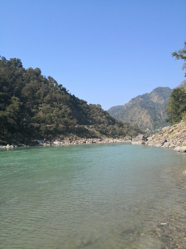 GangaMa, Rishikesh, India