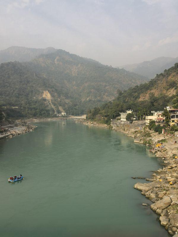 My beloved Ganga, Rishikesh, India