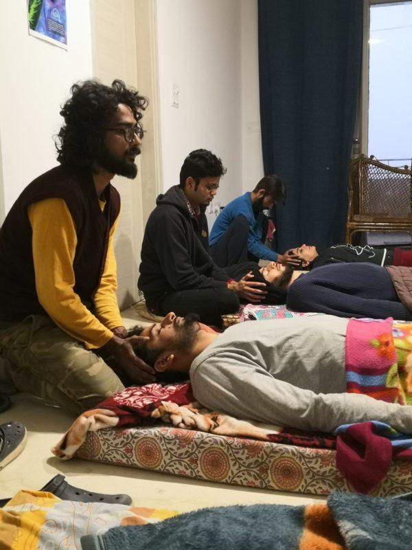 Usui Reiki, Agra, India
