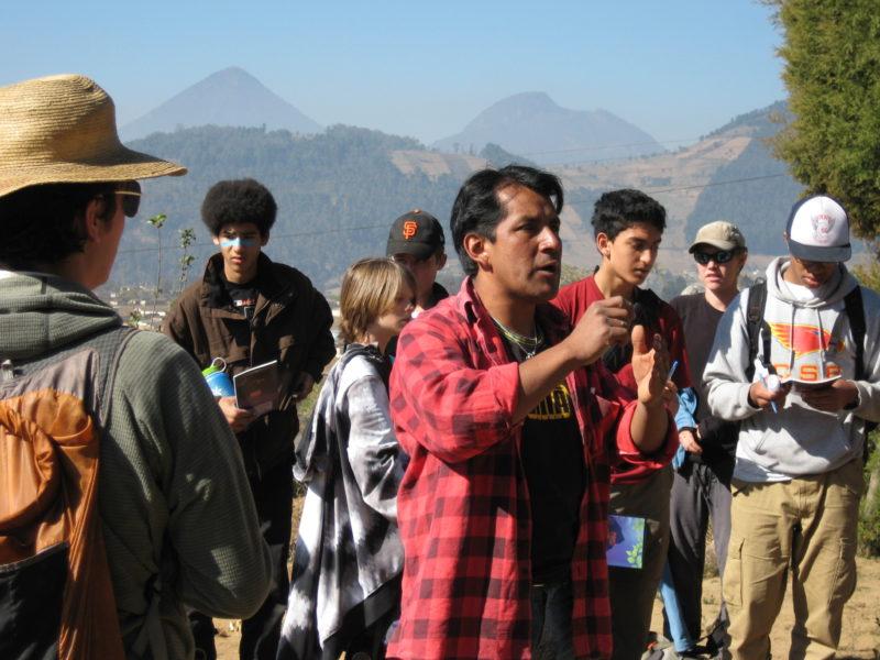 Proyecto de Reforestación Chico Mendes, Guatemala