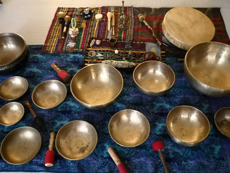 Sound Healing Journey, Oslo, Norway